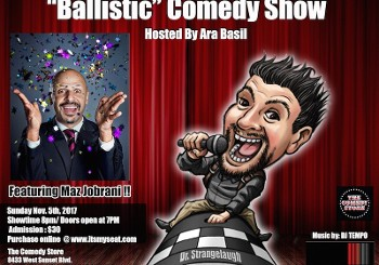 Maz Jobrani Live at the Comedy Store