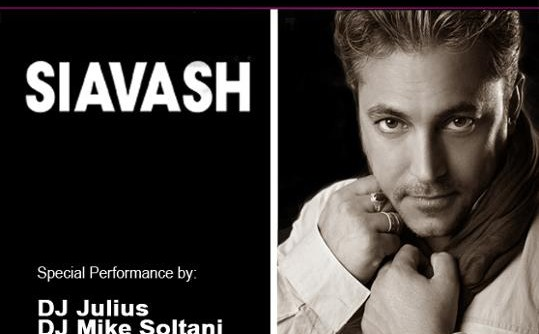 Siavash ... December 26th ... Live at  Foxtail SLS Hotel & Casino Las Vegas