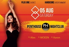 Saturday, August ۵th at PENTHOUSE NIGHTCLUB (West Hollywood)
