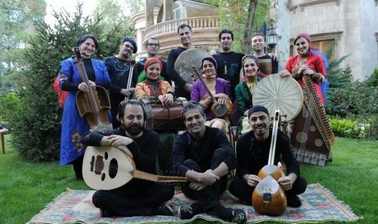 Rastak Concert: Iranian folk music in contemporary style