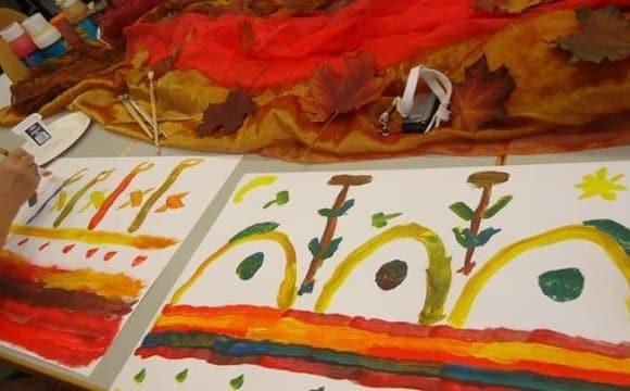 Mitra Zarif Kayvan: Kreative Stunde
