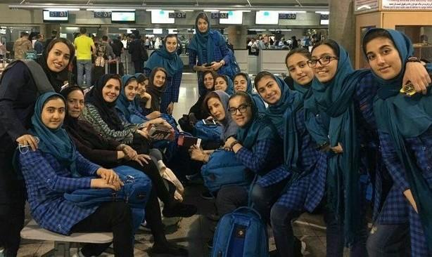 شاهکار فدراسیون بسکتبال در مسابقات بسکتبال آسیا: چند ساعت مانده به شروع مسابقات تیم دختران ایران به دلیل بدهی فدراسیون کنار گذاشته شد!