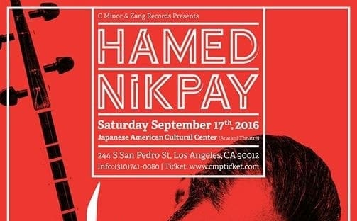 Hamed Nikpay Live in Los Angeles