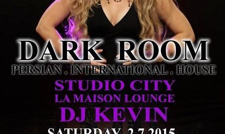 Persian Party at Dark Room Club with DJ Kevin