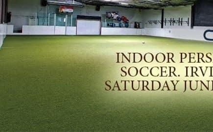 OCPC Indoor Persian Soccer In Irvine