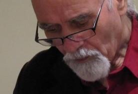 نشست ادبی با حضور دکتر رضا براهنی