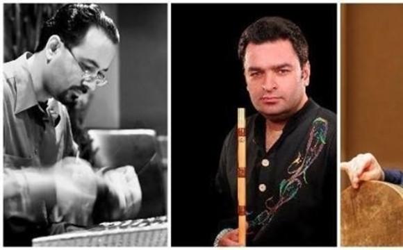 کنسرت یک سفر به ایران:  آثاری از مهدی رضانیا