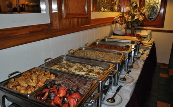 Persian Dinner and Music: Full Iranian Buffet and Music by Hamed