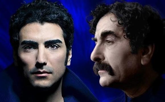 Shahram & Hafez Nazeri Concert: UNTOLD