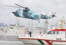 برخورد کشتی تجاری با قایق نیروی دریایی امارات در خلیج فارس