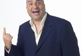 Omid Djalili, Ahmed Ahmed in Beirut: The Comedy Convention