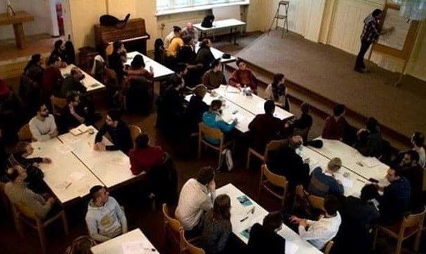 Farsi Language and Culture Workshop offered by Newcomers