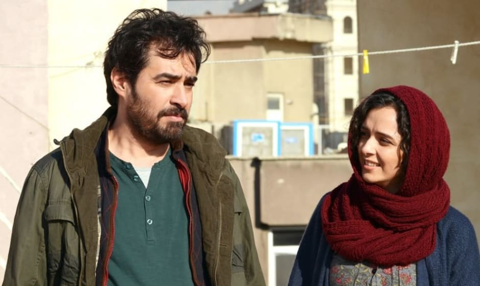 Screening of The Salesman by Asghar Farhadi