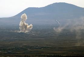 حمله مجدد اسرائیل به سه توپخانه ارتش سوریه
