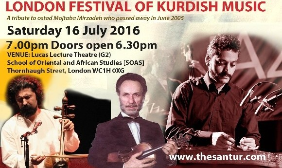 London Festival of Kurdish Music