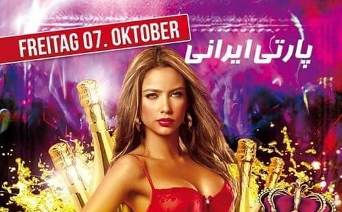 DJ Majid: Persian Night Party in Hamburg