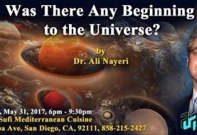دکتر علی نیری استاد فیزیک: آیا آفرینش ابتدایی داشته است؟