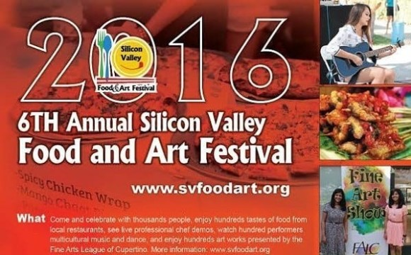 Come Celebrate with Iranians at the 6th annual Silicon Valley Food and Art Festival