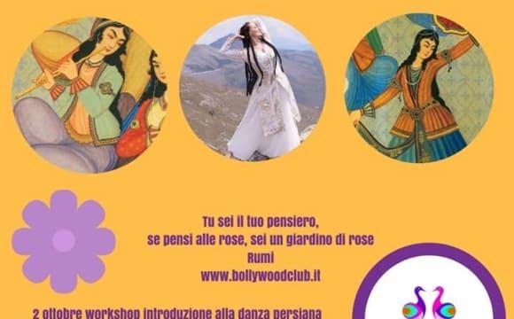 Persian Dance Workshop in Rome