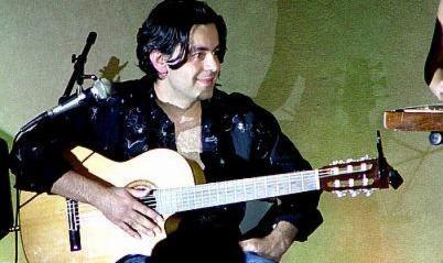 هنرنمایی امین صفری گیتاریست ایرانی