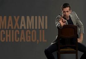 کمدی صحنه ماکس امینی در شیکاگو