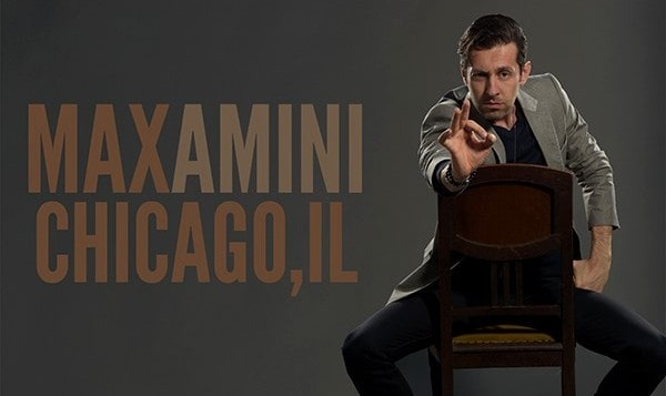 Max Amini Live in Chicago
