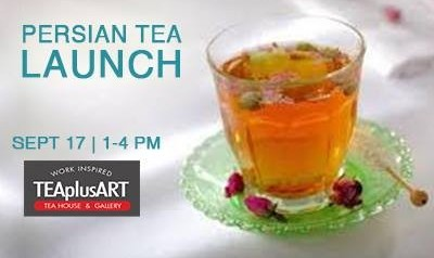 Mitra's Persian Tea - Launch Event with author Mitra Mostofi