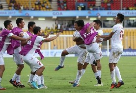 Iranians stun Germans in 4-0 victory in FIFA U-17 World Cup