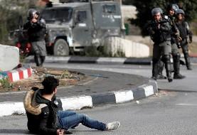 کشته و زخمی شدن بیش از ۳۰۰ فلسطینی غیر مسلح توسط ارتش اسرائیل