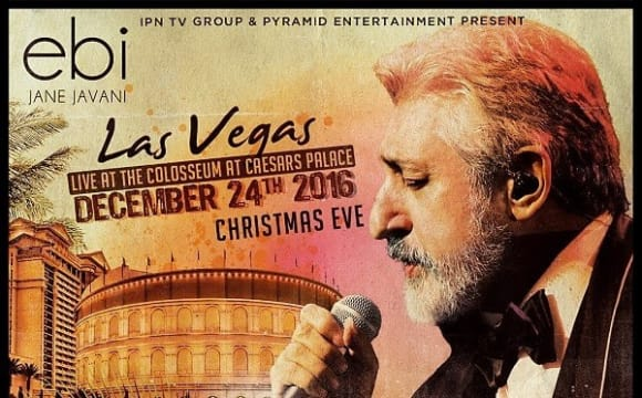 Ebi Concert Christmas 2016 in Las Vegas: Final Performance of the World Tour