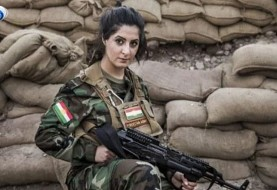 ISIL's $1 Million Bounty for Kuridsh-Iranian-Danish woman, 22, who fought ISIL