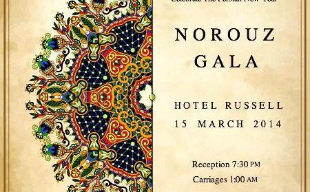 Norouz Gala 2014
