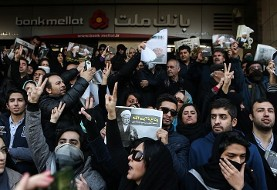 In Pictures: Pro-Reform Chants in the Funeral of Founder of Iran's Revolution