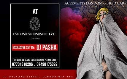 Official Persian - Bank Holiday Party at BONBONNIERE LONDON
