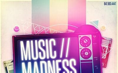 Music Madness with DJ Borhan