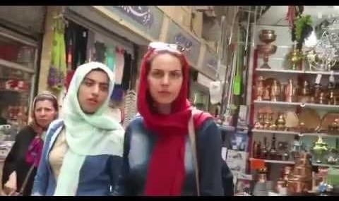 ویدیوی جالب برای ایرانیان در غربت که دلشان برای تهران تنگ شده