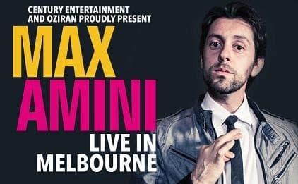 Max Amini Live