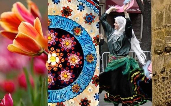 Welcome Spring: Nowruz 2014 Celebration
