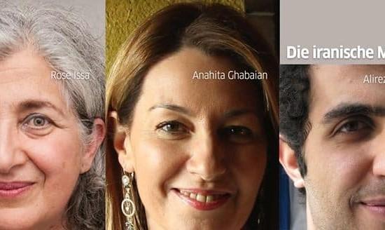 Art as a Social Mirror with Anahita Ghabaian, Rosa Issa, Alireza Labeshka
