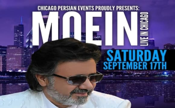 Moein Live in Chicago