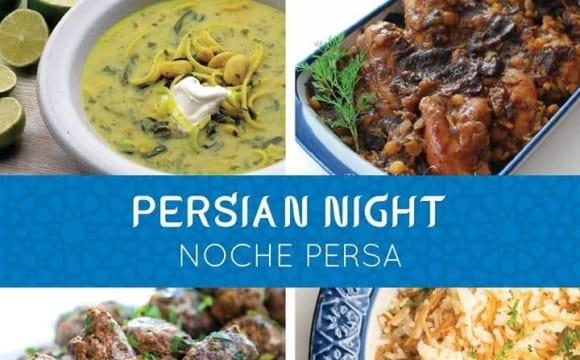 Noche Persa / Persian Night