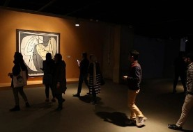 Iran displays exiled Queen's rare collection of works by Warhol, Picasso, Mattise