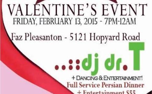 Persian Valentine's Day