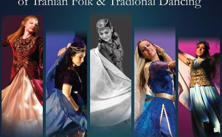 VPNB Celebrates 25 Years of Iranian Folk and Traditional Dances
