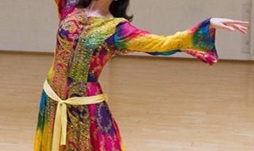 جشن رایگان نوروزی ۱۳۹۴ با هنرنمایی گروه رقص شهرزاد