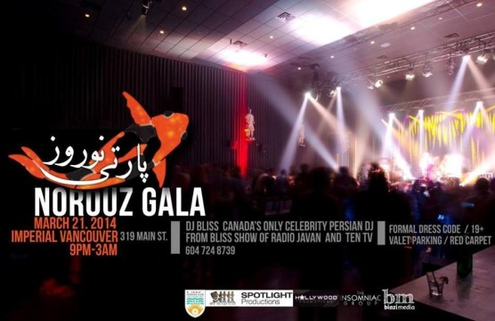Nowruz Gala 1393 at The Imperial