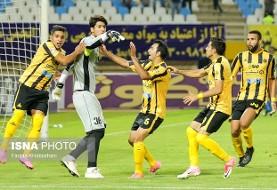 Sepahan beats Zobahan in Isfahan Derby