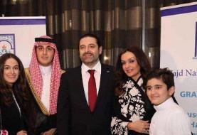 هواپیمای سعد الحریری وارد پاریس شد؛ عربستان اجازه خروج دو فرزند وی را نداد!