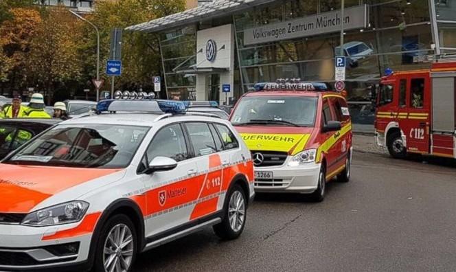 حمله با چاقو به مردم در آلمان و لهستان