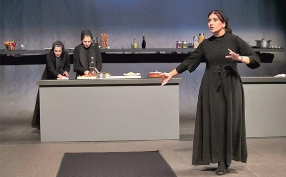 Persian Play, Feat. Baran Kosari, Afsaneh Mahianand, Mahin Sadri (Iran): A Bit More Everyday, Ham Havayi